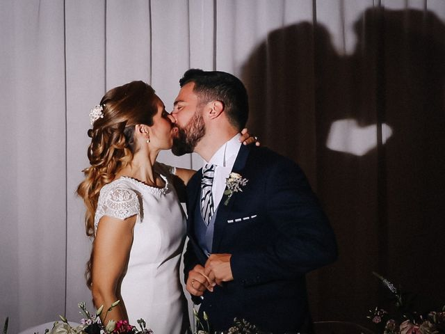 La boda de David y Marta en L' Ènova, Valencia 97