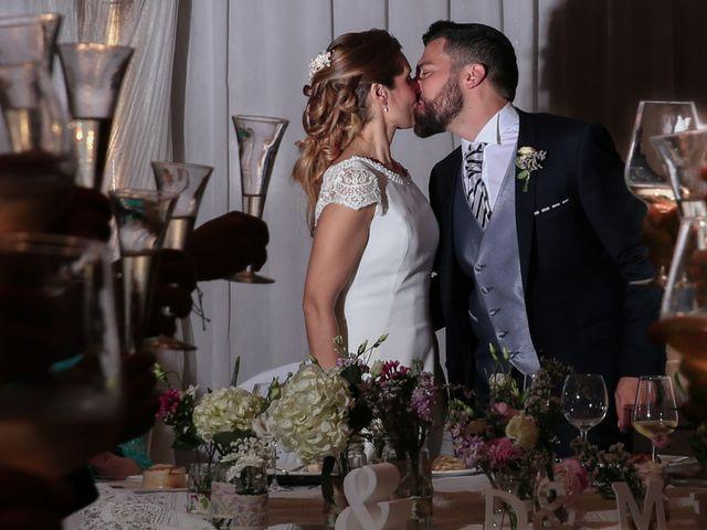 La boda de David y Marta en L' Ènova, Valencia 98