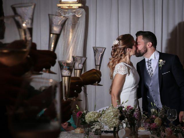 La boda de David y Marta en L' Ènova, Valencia 99