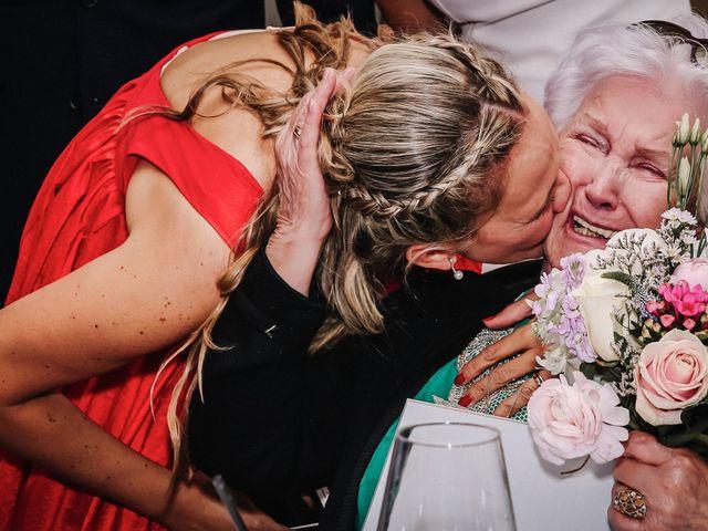 La boda de David y Marta en L' Ènova, Valencia 102