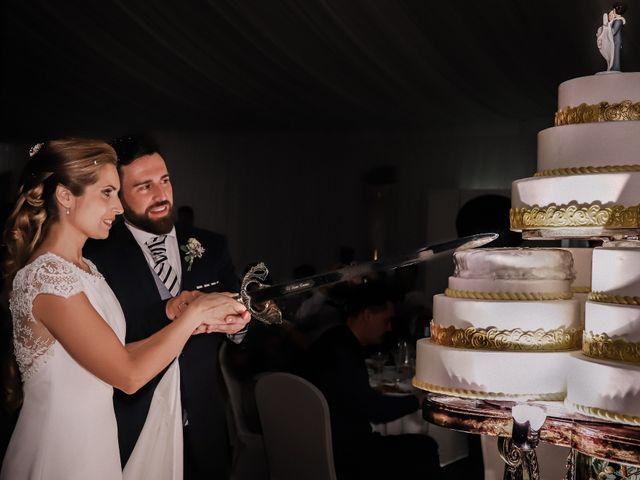 La boda de David y Marta en L' Ènova, Valencia 104