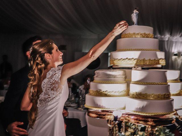 La boda de David y Marta en L' Ènova, Valencia 105