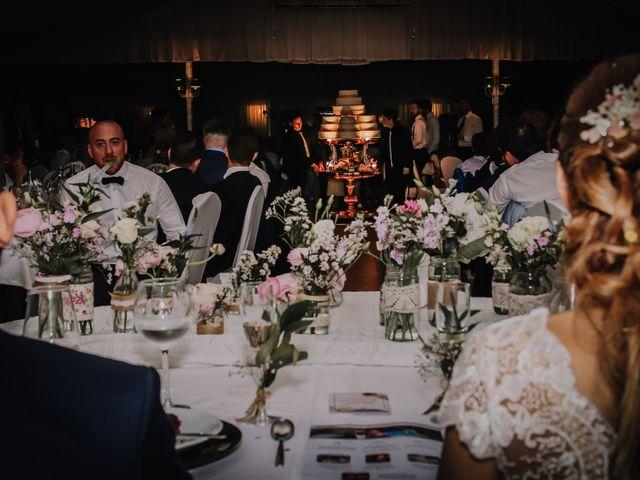 La boda de David y Marta en L' Ènova, Valencia 106