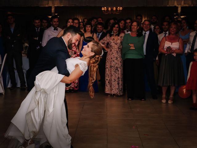 La boda de David y Marta en L' Ènova, Valencia 109