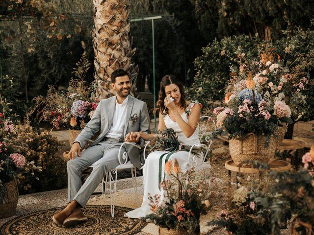 La boda de Laura y Tomas