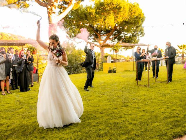 La boda de Albert y Laura en Barcelona, Barcelona 57