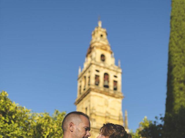 La boda de Manolo y Ika en Córdoba, Córdoba 15