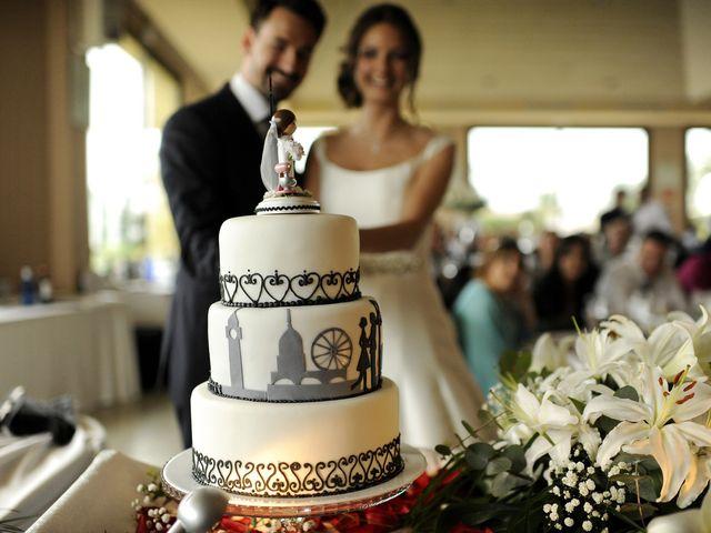La boda de Toni y Ruth en Albal, Valencia 1