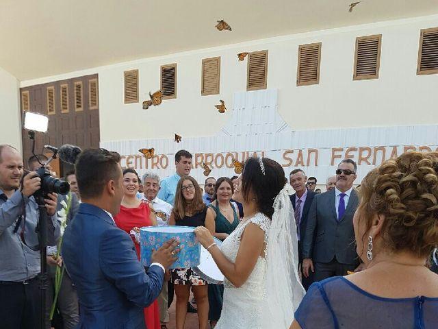 La boda de Alberto y Elisabet en San Bartolome De Tirajana, Las Palmas 3