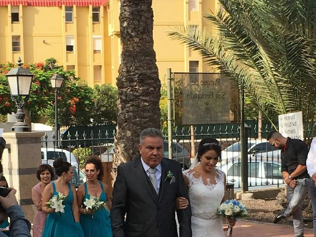 La boda de Alberto y Elisabet en San Bartolome De Tirajana, Las Palmas 4