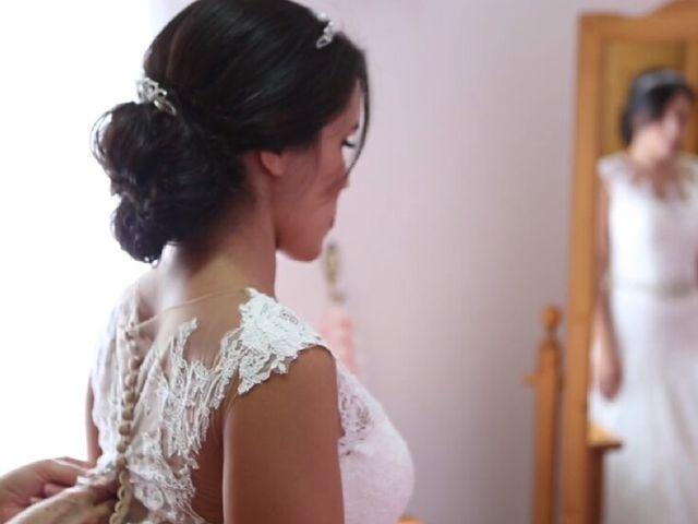 La boda de Alberto y Elisabet en San Bartolome De Tirajana, Las Palmas 6