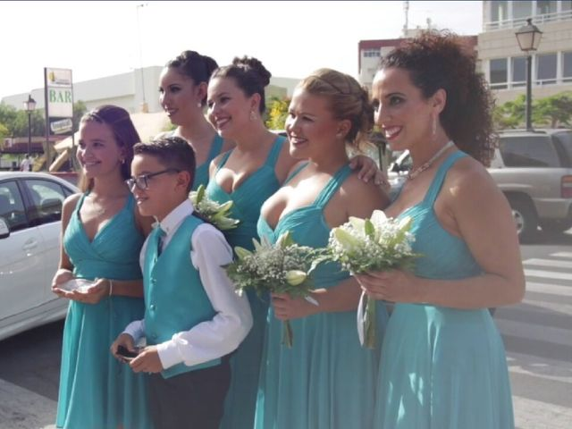 La boda de Alberto y Elisabet en San Bartolome De Tirajana, Las Palmas 7