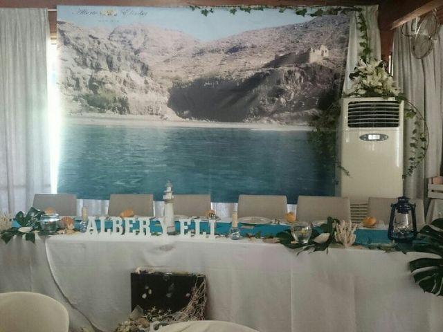 La boda de Alberto y Elisabet en San Bartolome De Tirajana, Las Palmas 13