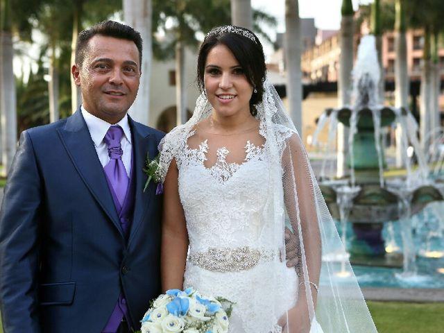 La boda de Alberto y Elisabet en San Bartolome De Tirajana, Las Palmas 14