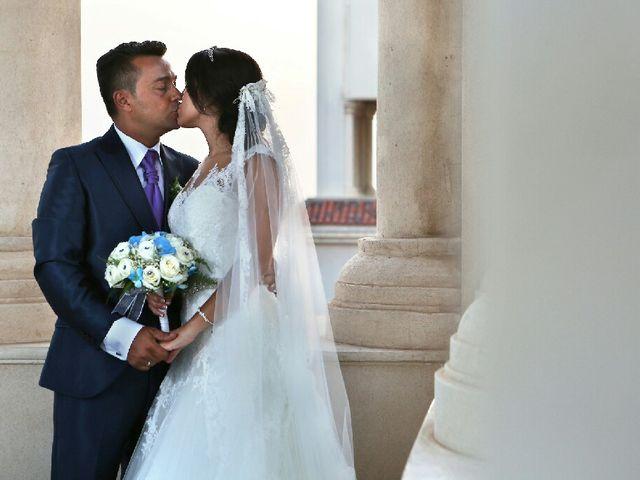 La boda de Alberto y Elisabet en San Bartolome De Tirajana, Las Palmas 15