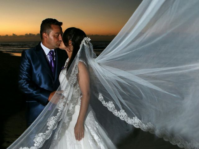 La boda de Alberto y Elisabet en San Bartolome De Tirajana, Las Palmas 17