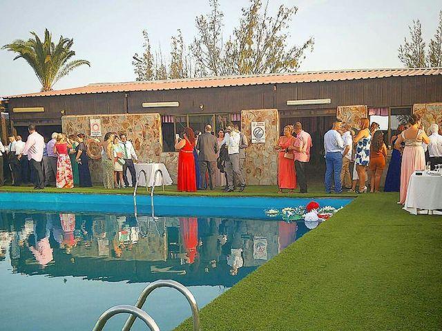La boda de Alberto y Elisabet en San Bartolome De Tirajana, Las Palmas 22