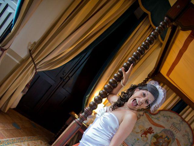 La boda de Rodolfo y Michelle en Oropesa, Toledo 19