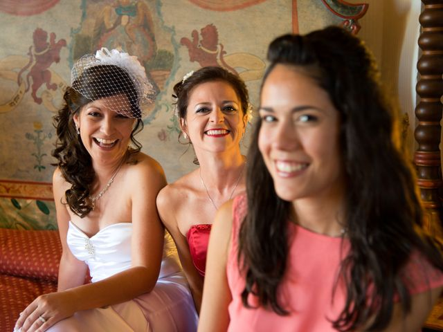 La boda de Rodolfo y Michelle en Oropesa, Toledo 25