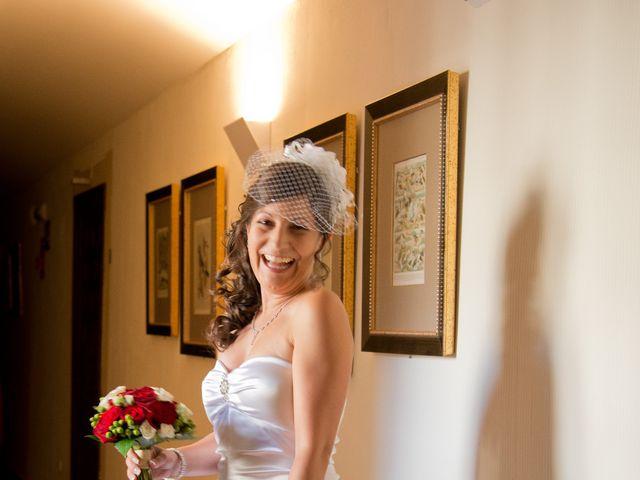 La boda de Rodolfo y Michelle en Oropesa, Toledo 33