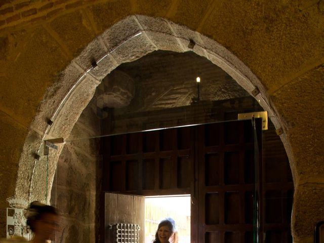 La boda de Rodolfo y Michelle en Oropesa, Toledo 36