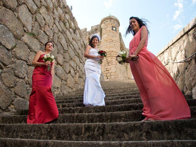 La boda de Rodolfo y Michelle en Oropesa, Toledo 40
