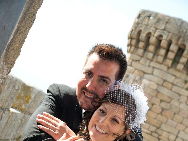 La boda de Rodolfo y Michelle en Oropesa, Toledo 42