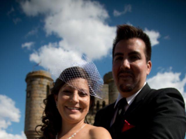 La boda de Rodolfo y Michelle en Oropesa, Toledo 45