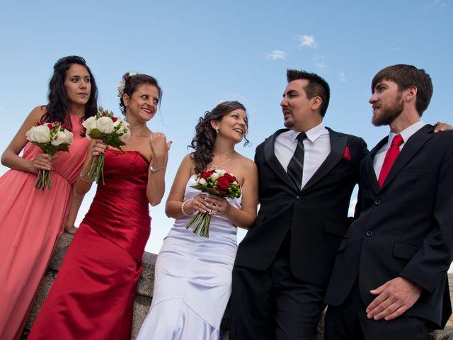 La boda de Rodolfo y Michelle en Oropesa, Toledo 48