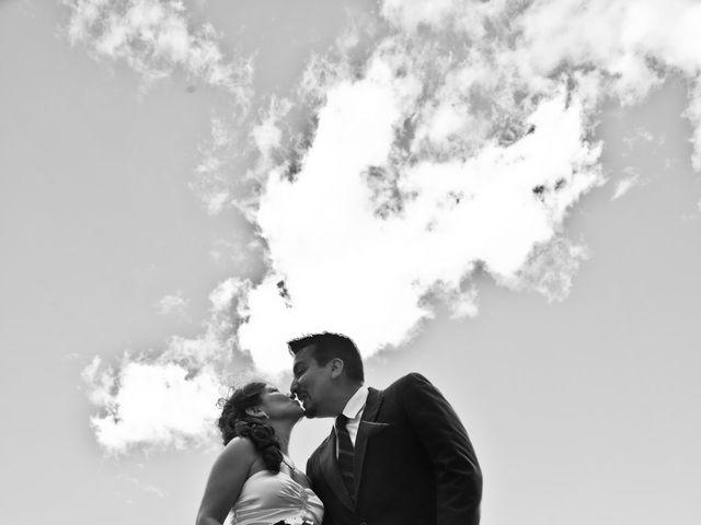 La boda de Rodolfo y Michelle en Oropesa, Toledo 49