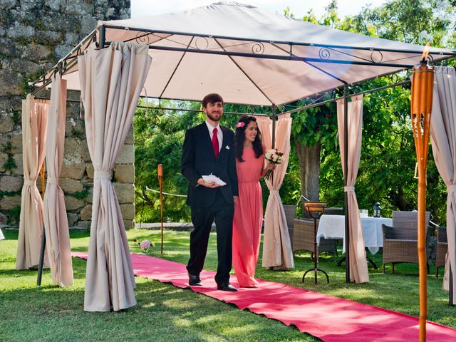 La boda de Rodolfo y Michelle en Oropesa, Toledo 55