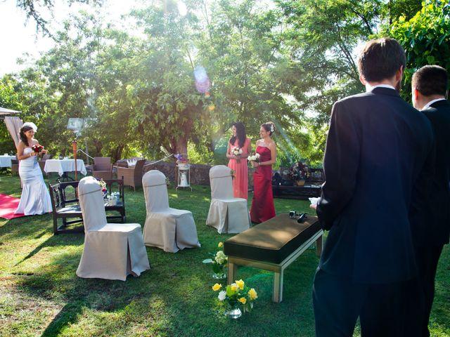 La boda de Rodolfo y Michelle en Oropesa, Toledo 58