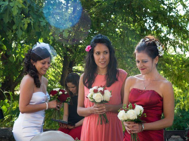 La boda de Rodolfo y Michelle en Oropesa, Toledo 60