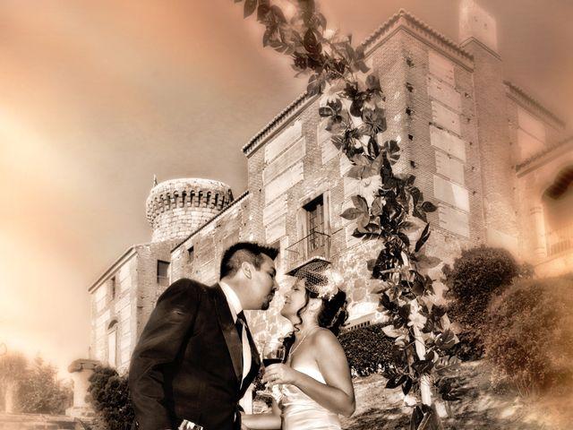 La boda de Rodolfo y Michelle en Oropesa, Toledo 61