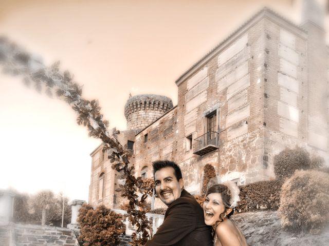 La boda de Rodolfo y Michelle en Oropesa, Toledo 62