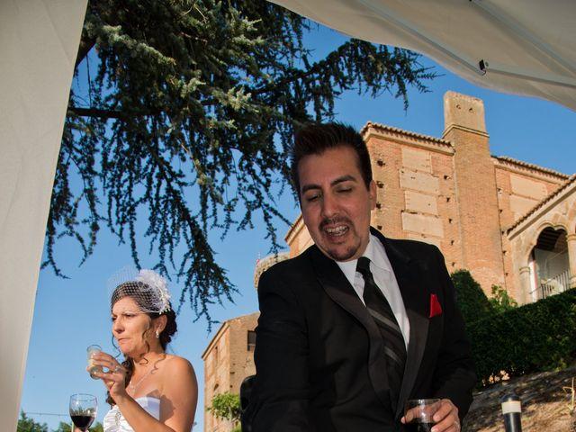 La boda de Rodolfo y Michelle en Oropesa, Toledo 69