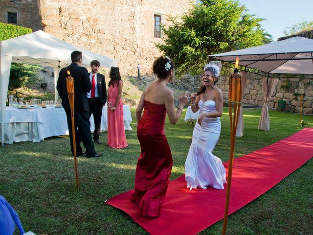 La boda de Rodolfo y Michelle en Oropesa, Toledo 72
