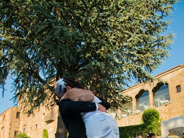 La boda de Rodolfo y Michelle en Oropesa, Toledo 76