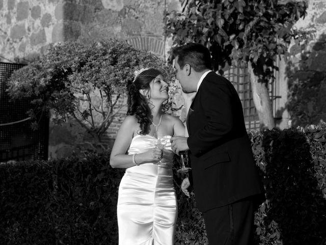 La boda de Rodolfo y Michelle en Oropesa, Toledo 2