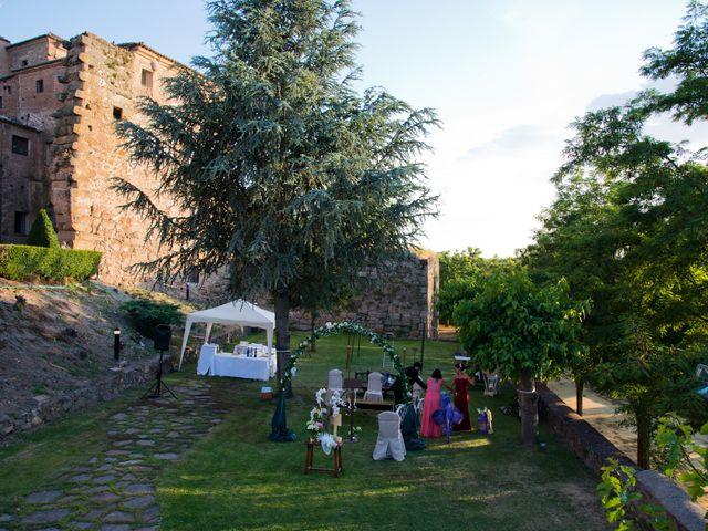 La boda de Rodolfo y Michelle en Oropesa, Toledo 82