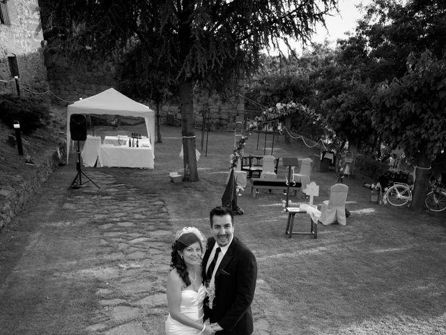 La boda de Rodolfo y Michelle en Oropesa, Toledo 84
