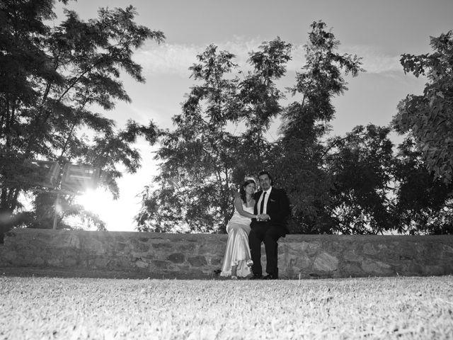 La boda de Rodolfo y Michelle en Oropesa, Toledo 85