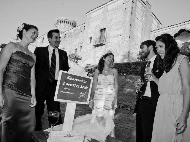 La boda de Rodolfo y Michelle en Oropesa, Toledo 90