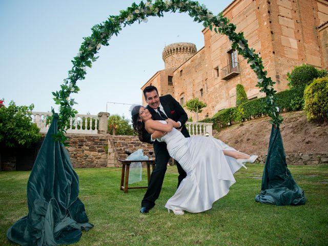 La boda de Rodolfo y Michelle en Oropesa, Toledo 108