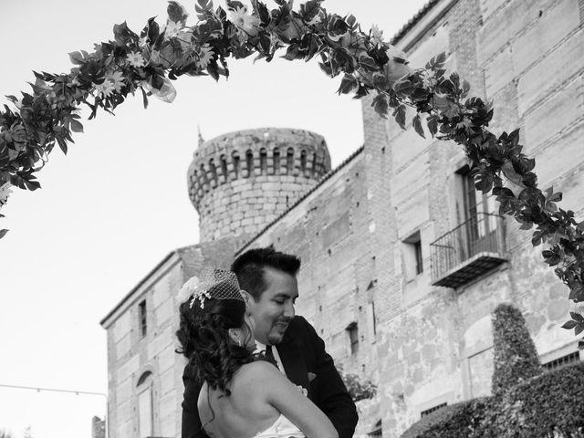 La boda de Rodolfo y Michelle en Oropesa, Toledo 110