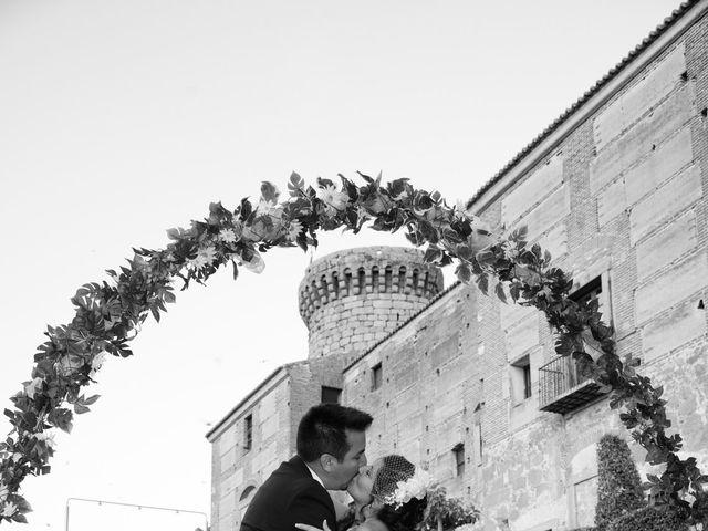 La boda de Rodolfo y Michelle en Oropesa, Toledo 111