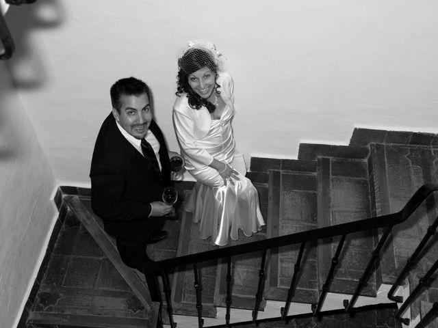 La boda de Rodolfo y Michelle en Oropesa, Toledo 122