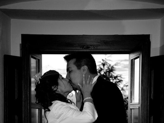 La boda de Rodolfo y Michelle en Oropesa, Toledo 123