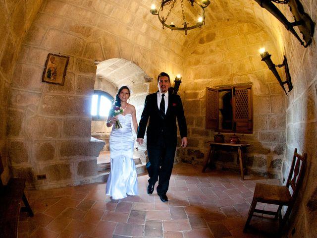 La boda de Rodolfo y Michelle en Oropesa, Toledo 127