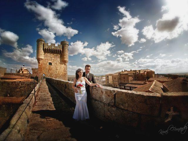 La boda de Rodolfo y Michelle en Oropesa, Toledo 128